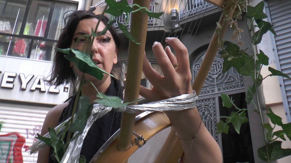 Joulia Strauss | Sound performance