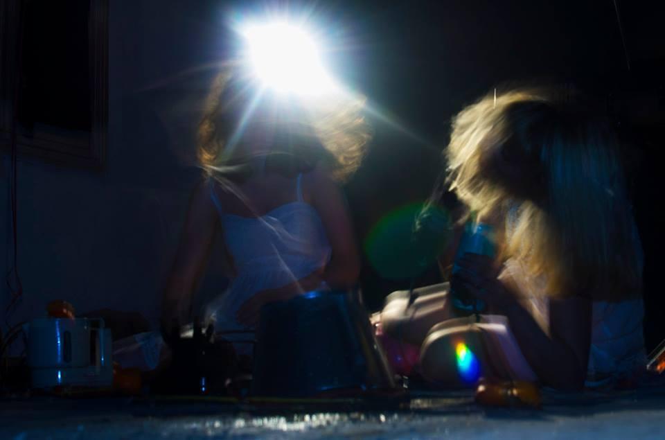 Antigoni Tsagkaropoulou | Sound-performance
