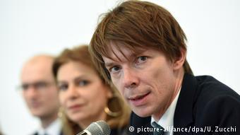 Adam Szymczyk, artistic director of Documenta 14