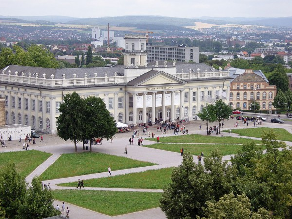 Documenta's traditional home, the Kunsthalle Fridericianum in Kassel. Photo: Carroy via Wikimedia Commons