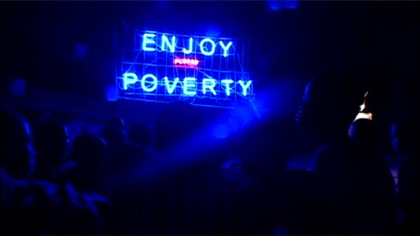 Renzo Martens - Episode III: Enjoy Poverty (2008)