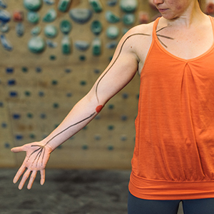 HANG RIGHT-PART 2:  ELBOW PAIN IN CLIMBERS
