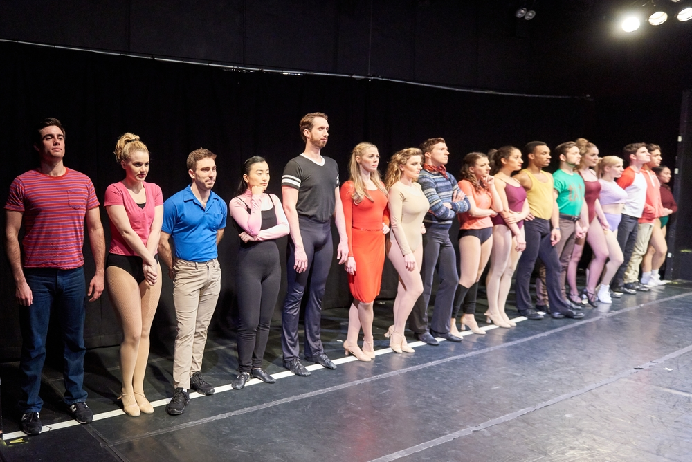 A Chorus Line - The Secret Theatre