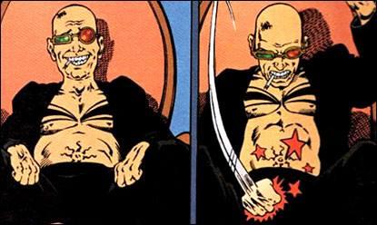 (Kuvassa yksi itselleni tärkeimmistä fiktiivisistä hahmoista, Transmetropolitan-sarjakuvan päähenkilö Spider Jerusalem. Hänelläkin on toisinaan ristiriitaiset tunnelmat.)