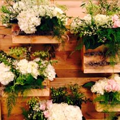 Campbell Studios Floral Decor Wedding Wednesday PHS Flower Show