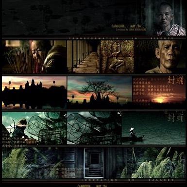 Travel in Time. From director/DP Ruben Latre #rubenlatre #director #cinematographer #hostagefilms #shooting #travelphotography #peopleoftheworld #cambodia #angkorwat #epic #visionaryartist #upnext #new_adventure