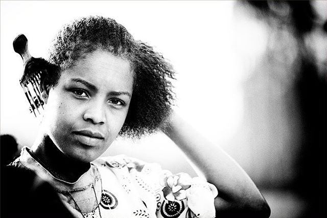 Remote. Photographed by Ruben Latre #director #hostagefilms #ethiopia #instablackandwhite #face #hair #heart #commercialdirector #travelfilmmaker