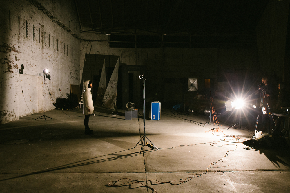 behind the scenes 'goldmine' kimbra