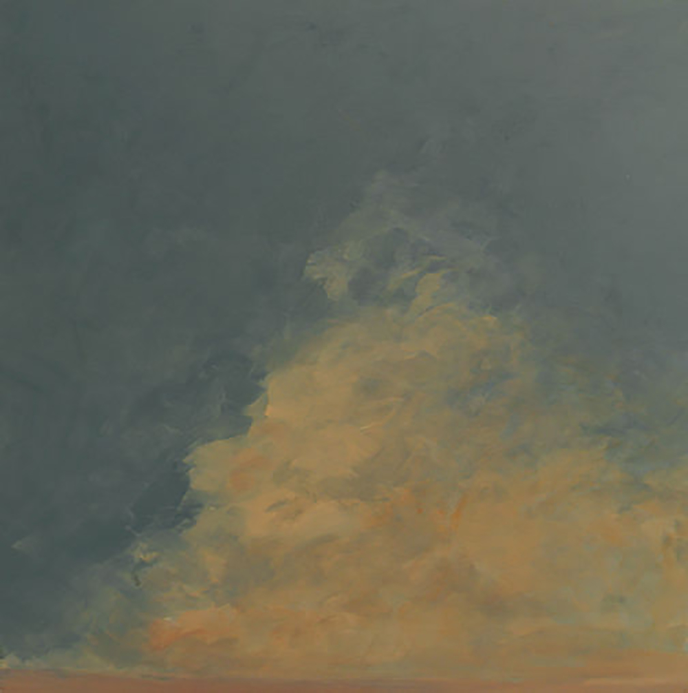"SAND STORM 3 (36X36"") 2010"