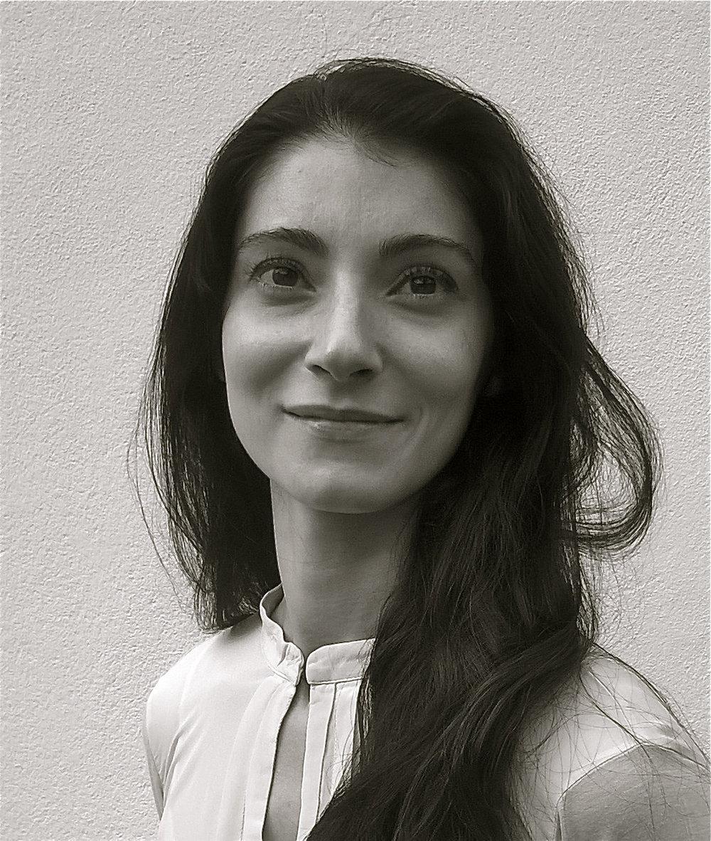 Lucia Spaggiari, Microfinanza Rating