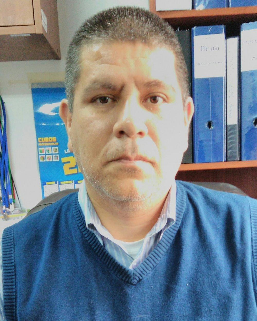 Copy of Jose Llamas, COPEME