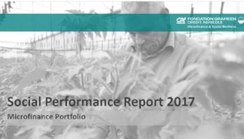 Exemple    de rapport de benchmarks pour le rapport Performances sociales de 2017 présenté au Conseil d'administration de    GCAMF