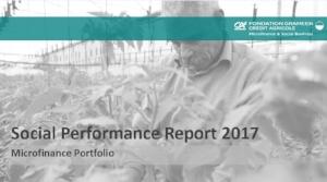Ejemplo        de benchmark para el informe de Desempeño Social del 2017 presentado por el Consejo de Administración de    GCAMF