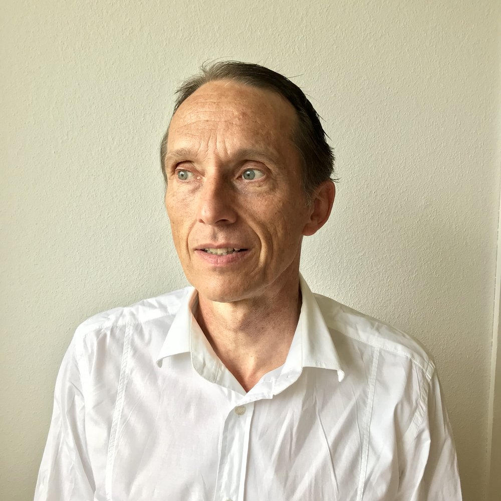 Copy of Hans Ramm, Independent consultant