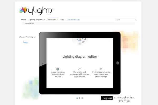 sylights another lighting diagram tool luke cartledge photography rh lukecartledge com iPad Buttons Diagram iPad Cake
