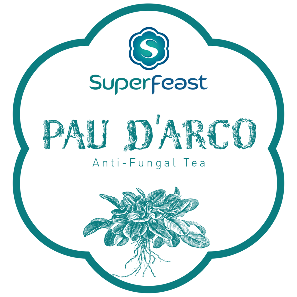Pau D'Arco Tea 100g   +ANTI-FUNGLA TONIC TEA     +