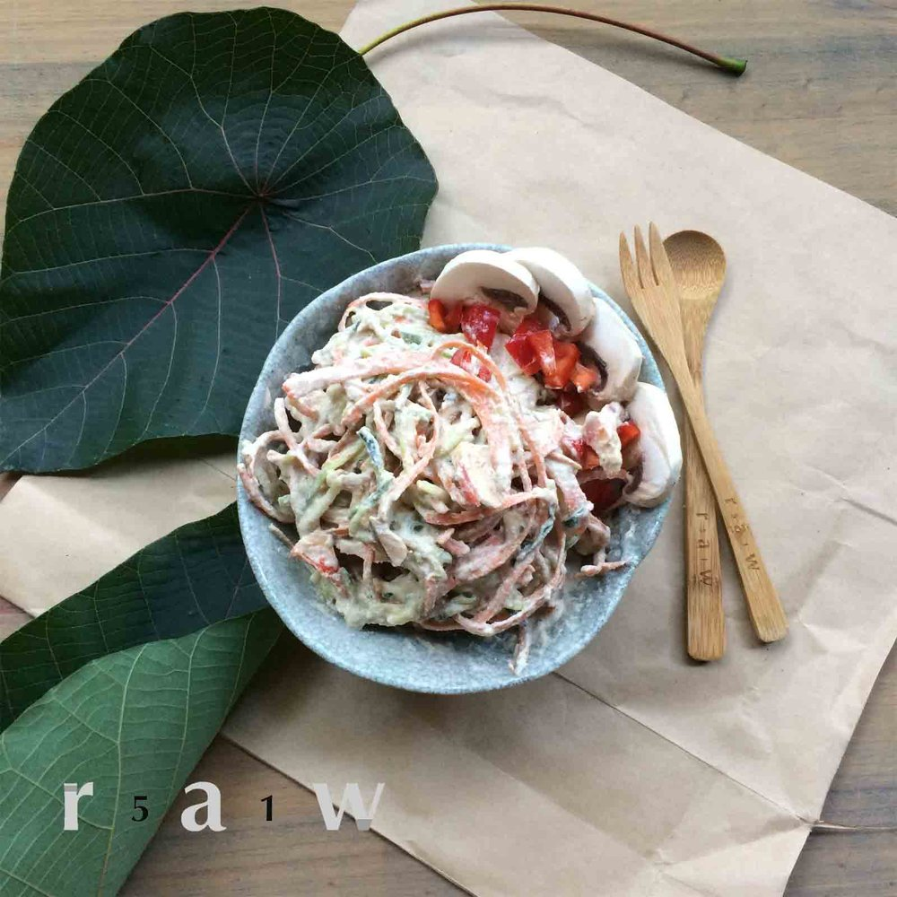 raw-food-diet-shitake-mushroom-cream-sauce-vegetable-noodles-51raw