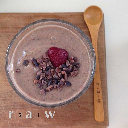 Rasmaco raspberry maca avocado smoothi 51raw 51raw raw food diet smoothie recipe forumfinder Image collections