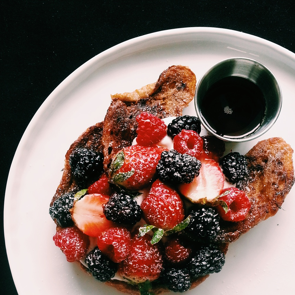CROISSANT COFFEE FRENCH TOAST