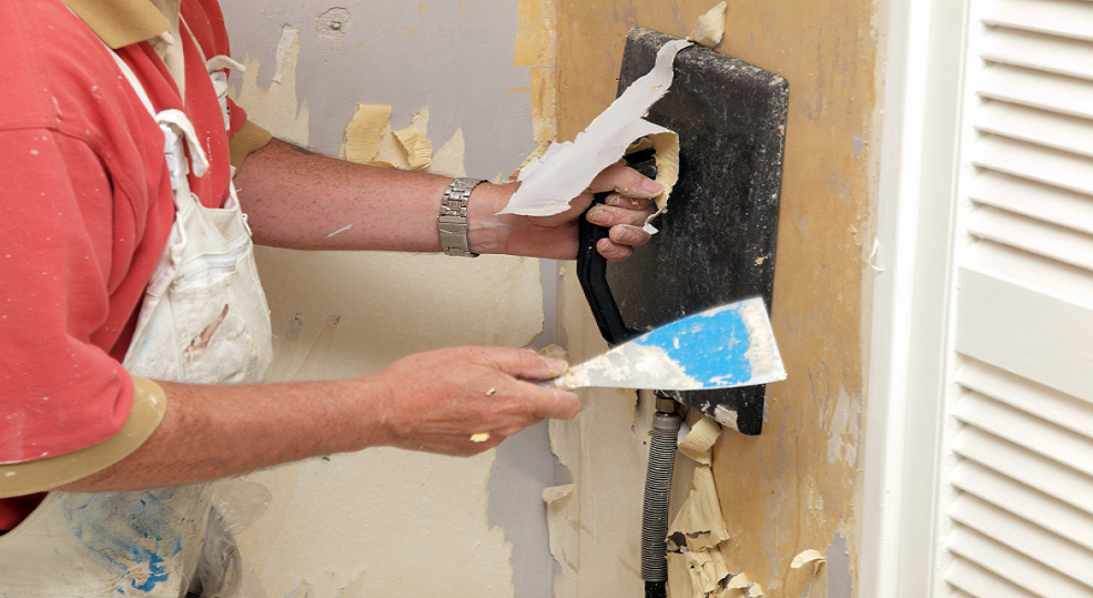 Make removing wallpaper easy, contact Nordic Colors Painting today. Click Here to Get Started
