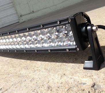 32 curved 2 row led light bar grimhall 32 curved 2 row led light bar aloadofball Choice Image