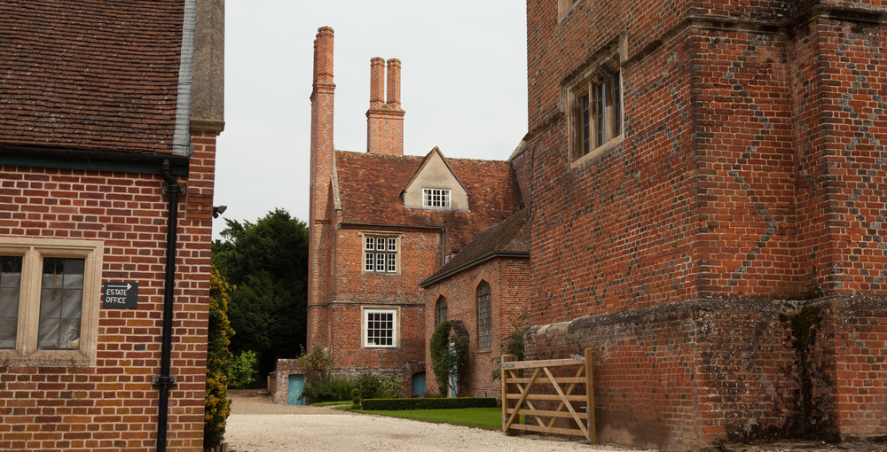 mapledurham-house