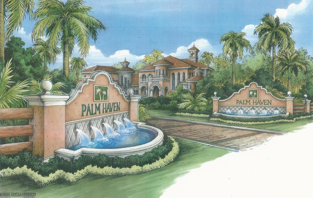 Palm Haven entry.jpg