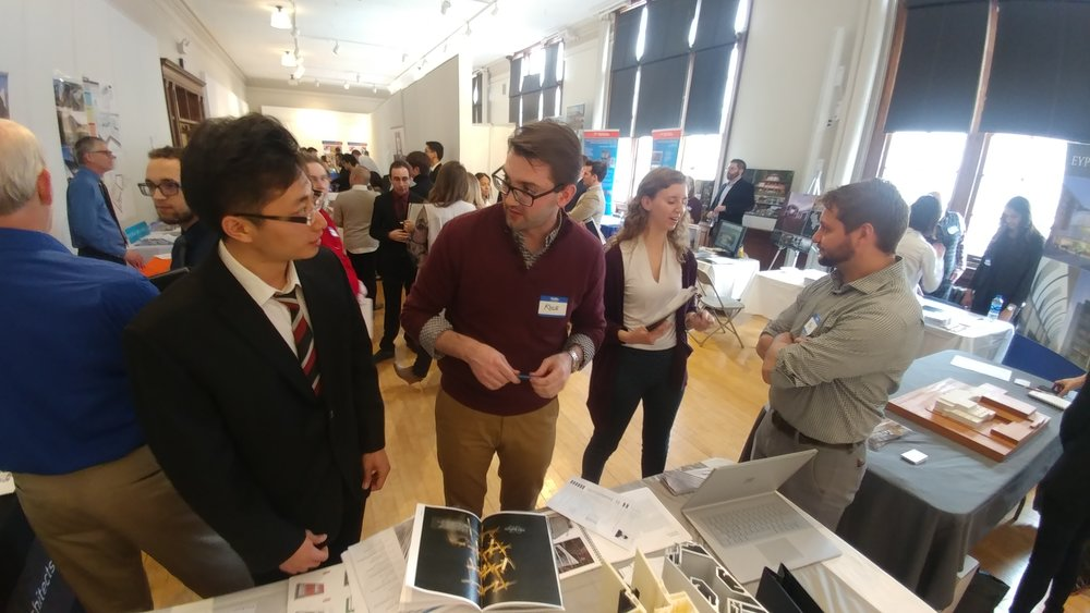 RPI Architecture Career Fair