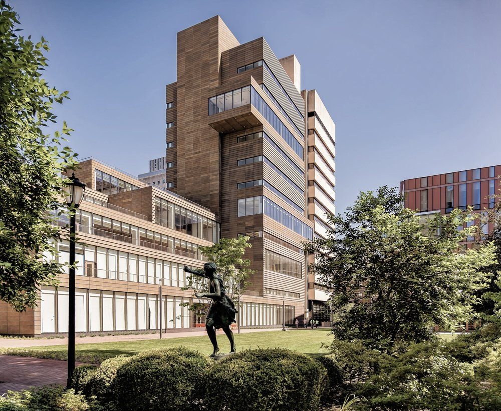 The Milstein Center at Barnard