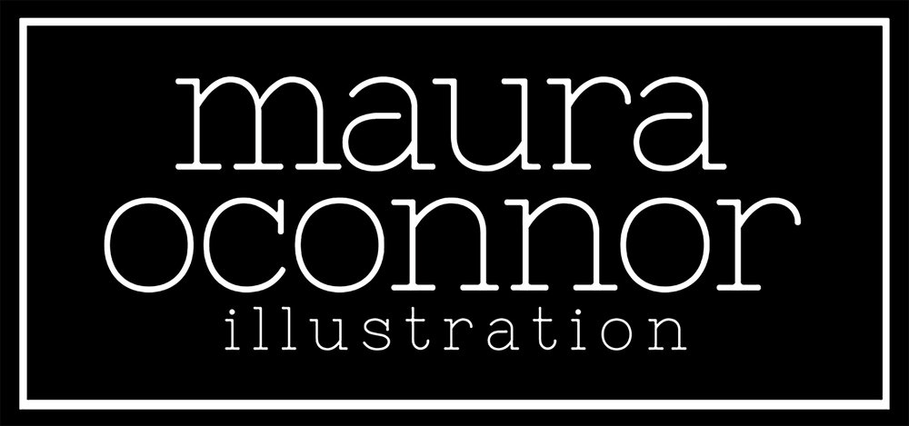 Maura Oconnor Illustration