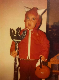 Me. Circa 1977.