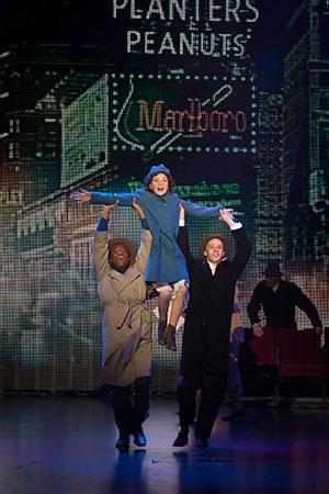 Audition - Hvem får rollen som Annie på Folketeateret i  Oslo - det er klart for audition