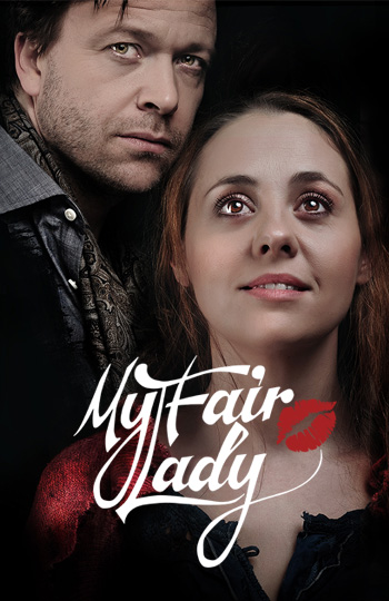 Opplev My Fair Lady på Folketeateret