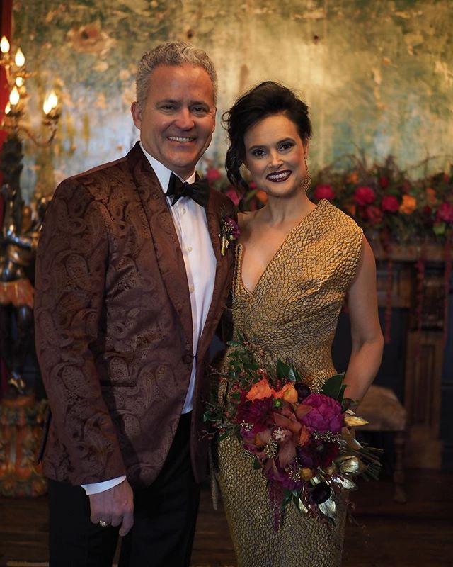 Paul & Jill   1.12.19   Palazzo Lavaca   Austin, TX   📷by @oliverbelche