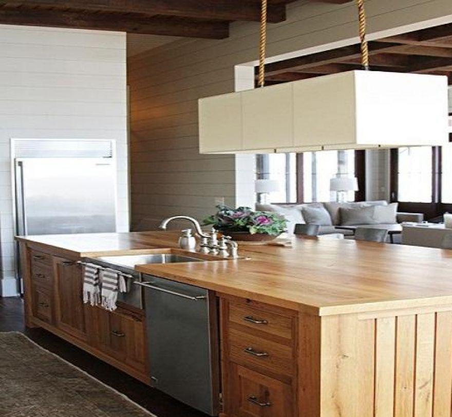 Avh construction trends and designs oklahoma city oklahoma for Builder oak countertop