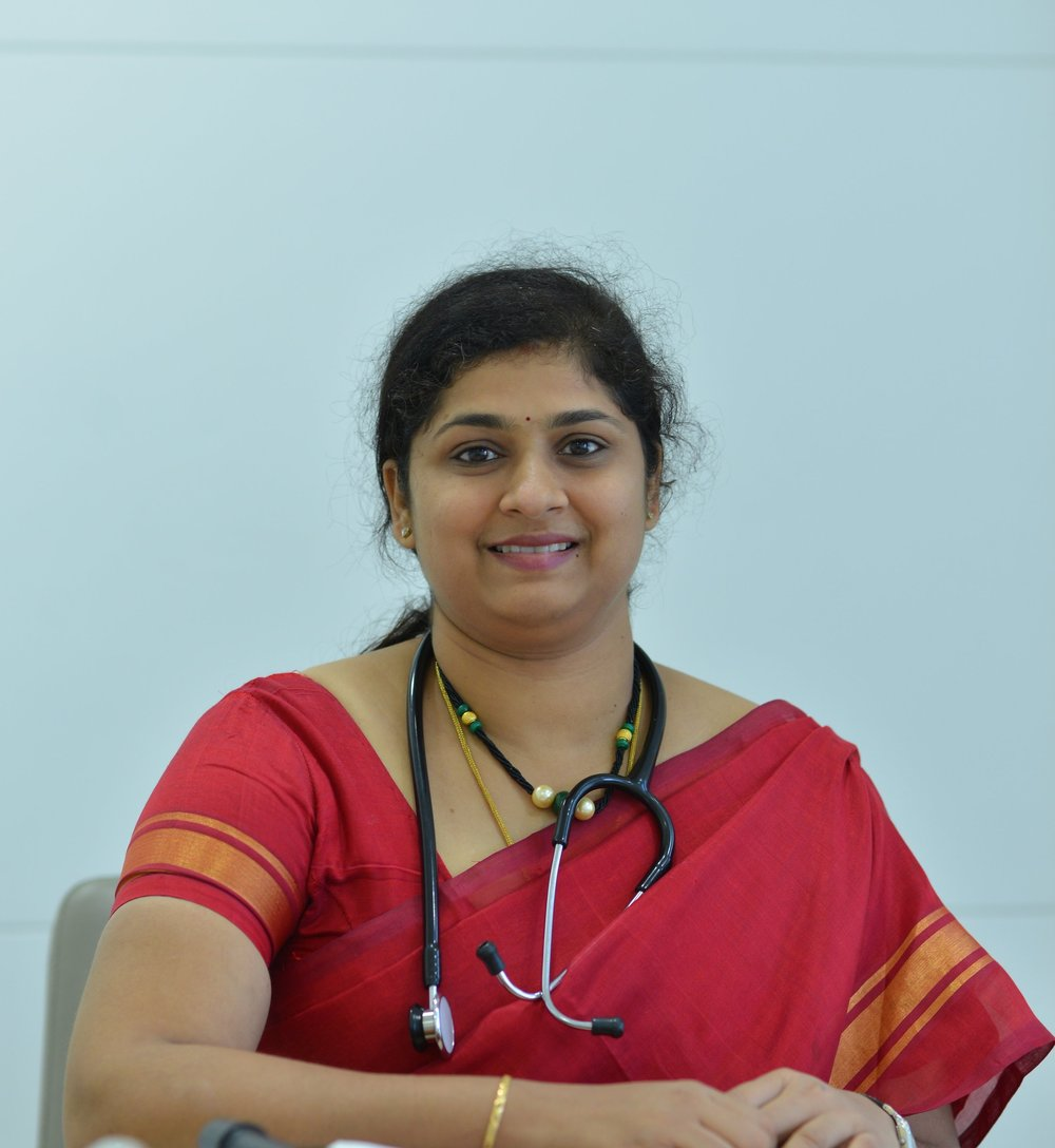 Dr. Madhavi, a senior Pediatrician, is an author of more than 600 articles in the field of medicine and nursing. An expert in the field of Pediatric Asthma and Neonatal Resuscitation, she is trained to meet the unique needs of children, through all of their developmental stages, as they grow and mature.  To know more or to consult Dr. Madhavi, please call 040-45208108. You can also write to her at  contactus@thebirthplace.com  or visit www.thebirthplace.com
