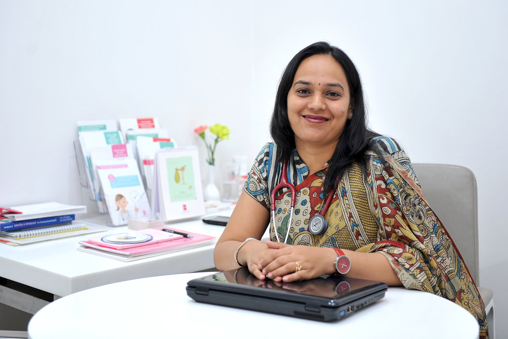 Dr. Samatha Kumar, is a senior gynecologist at the Birthplace with more than 11 years of experience, specializing in infertility, multiple births, and high-risk pregnancies.  To know more or to meet Dr. Samatha, please call 040-30911234. You can also write to her at  contactus@thebirthplace.com  or visit www.thebirthplace.com