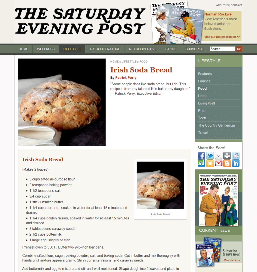Irish Soda Bread - Saturday Evening Post.png