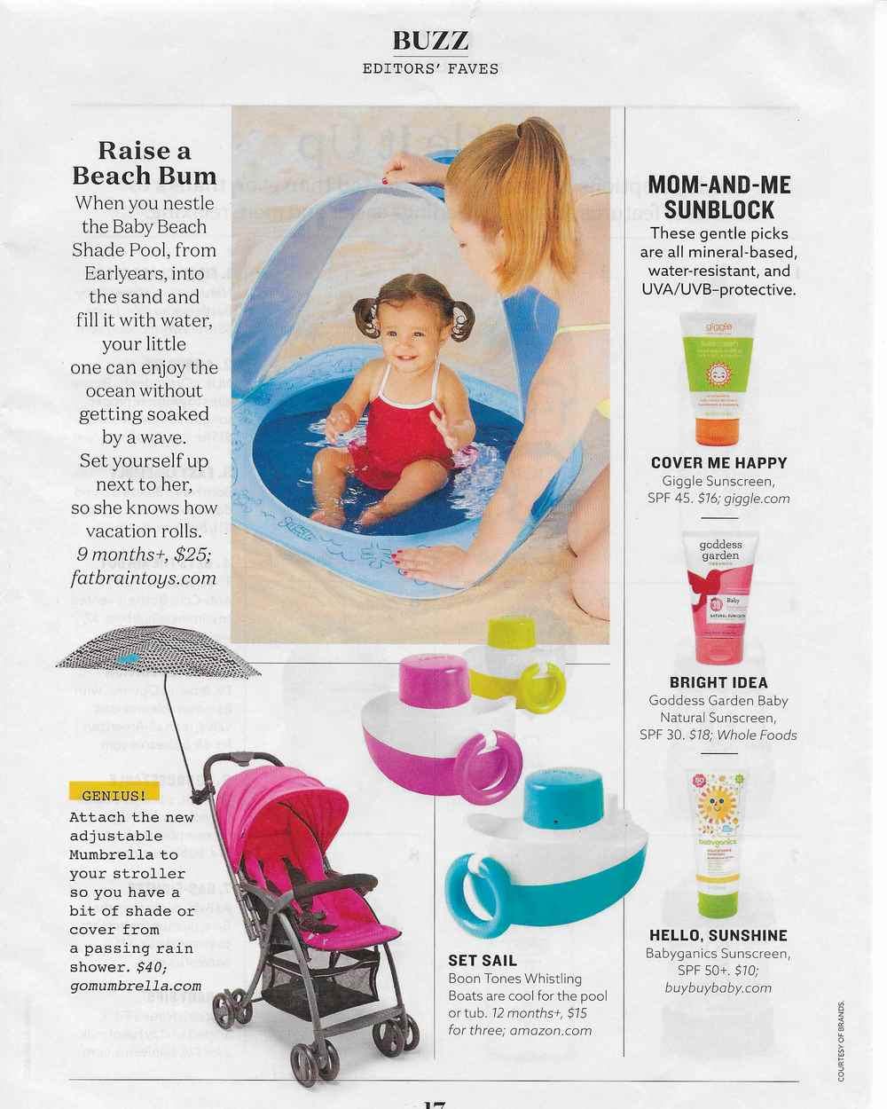 FIT PREGNANCY JULY 2016