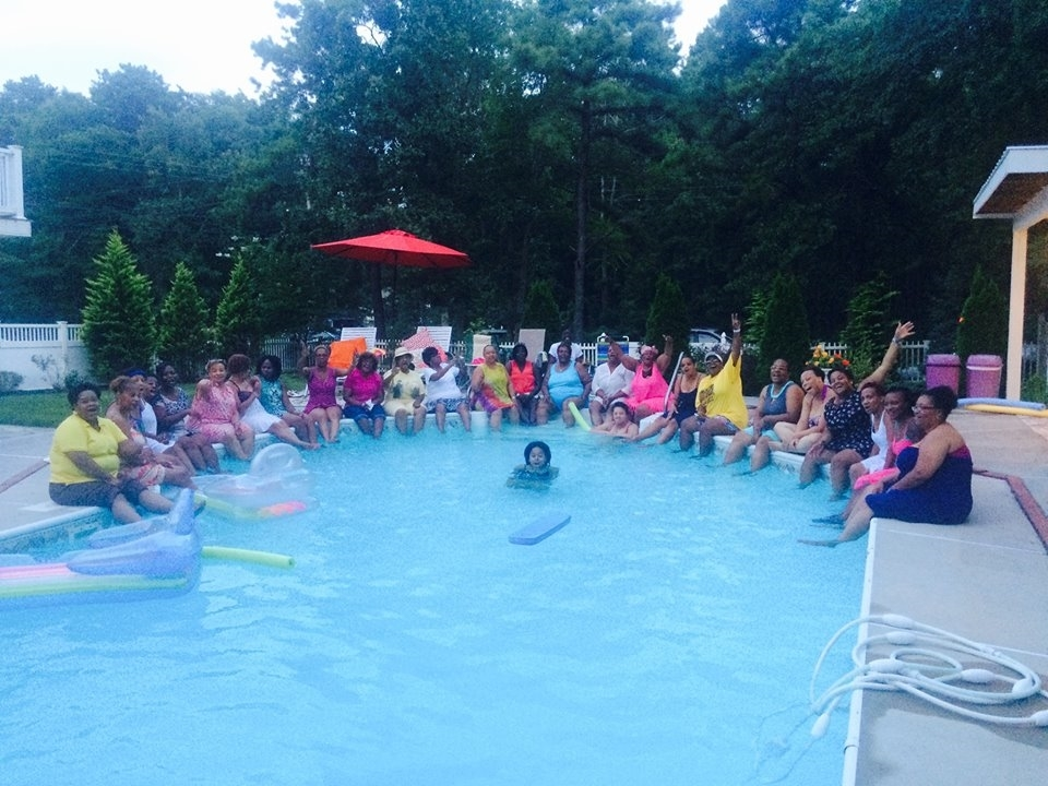 WOD Pool Party