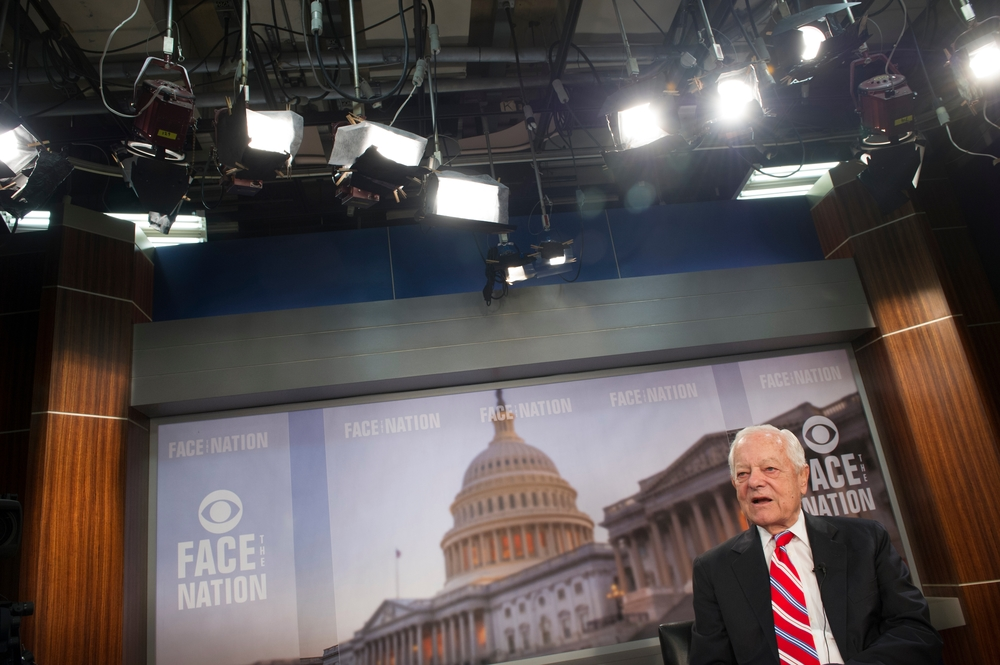 Bob Schieffer Face the Nation jmg_109416.JPG