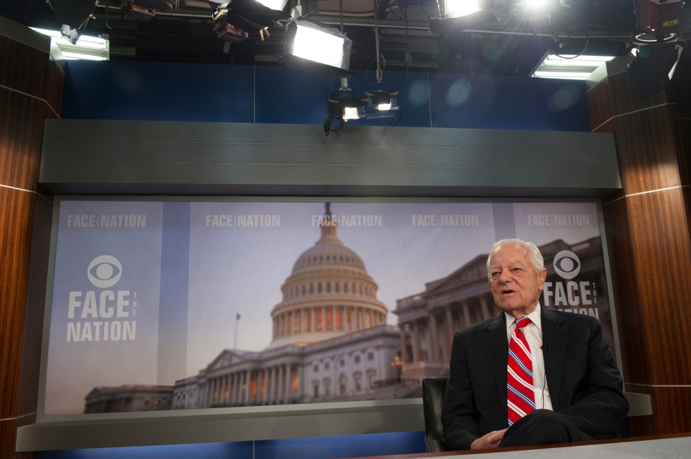 Bob Schieffer Face the Nation jmg_109415.JPG