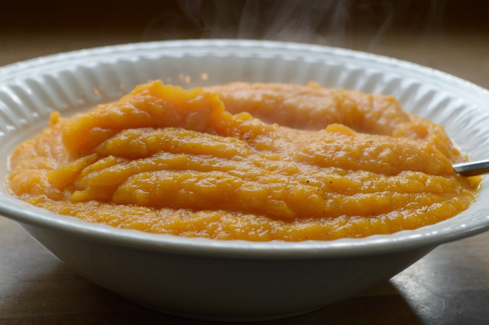 Maple Squash Puree