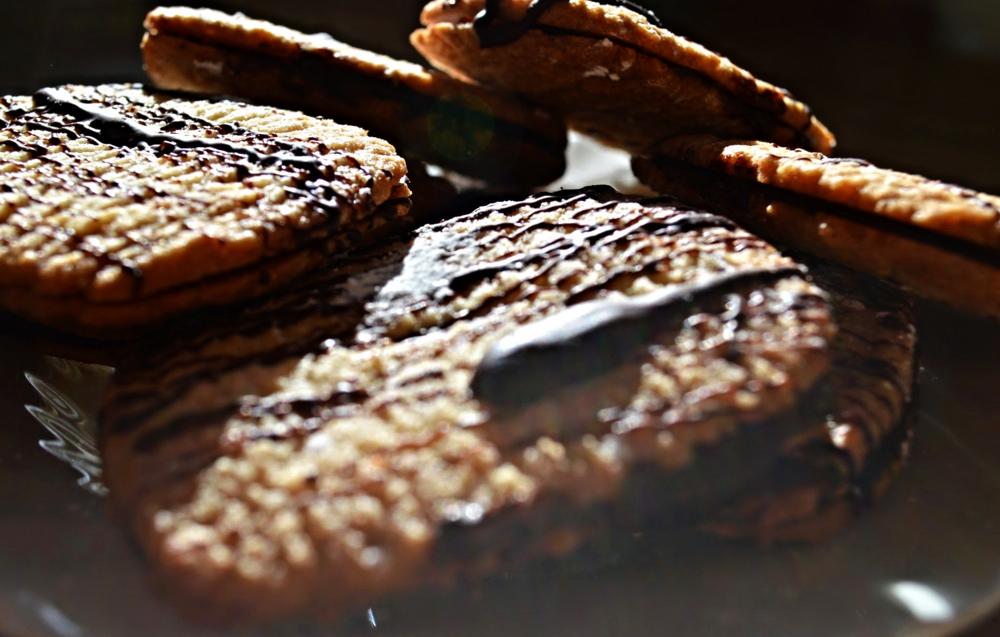 Jenny's Bordeaux Sandwich Cookies