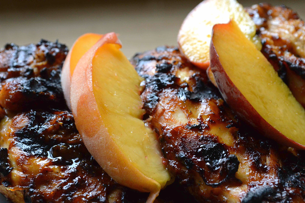 Peachy Chicken