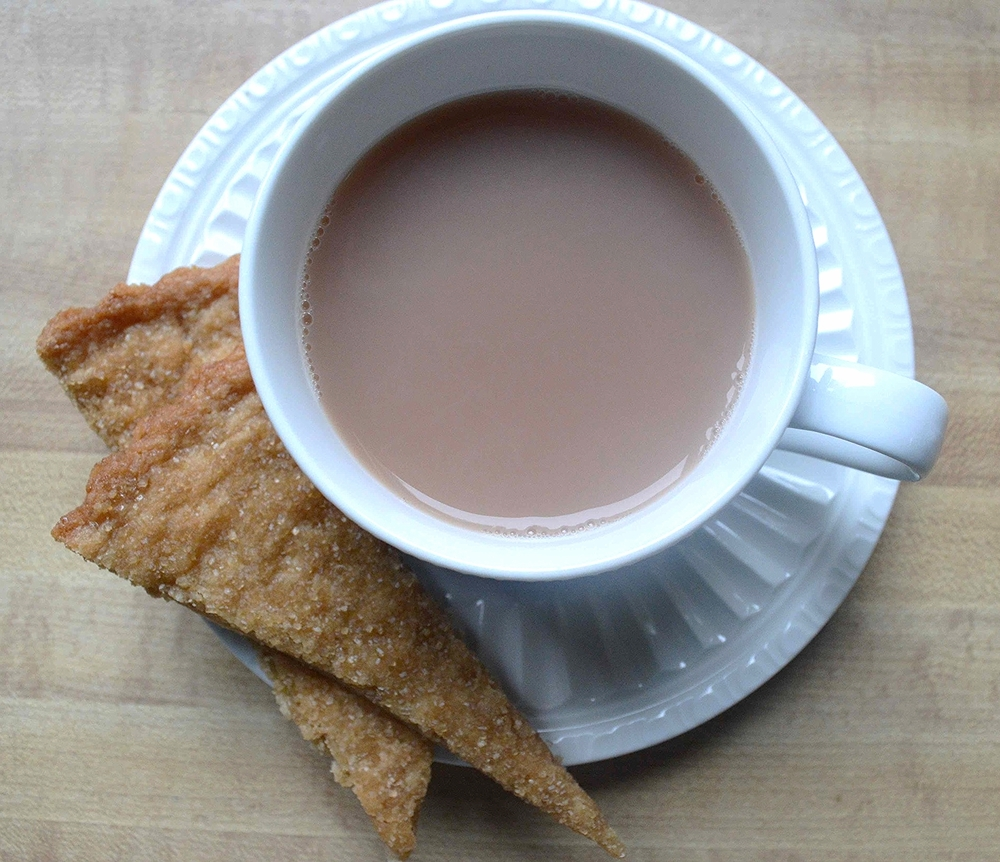 Easy Brown Sugar Shortbread