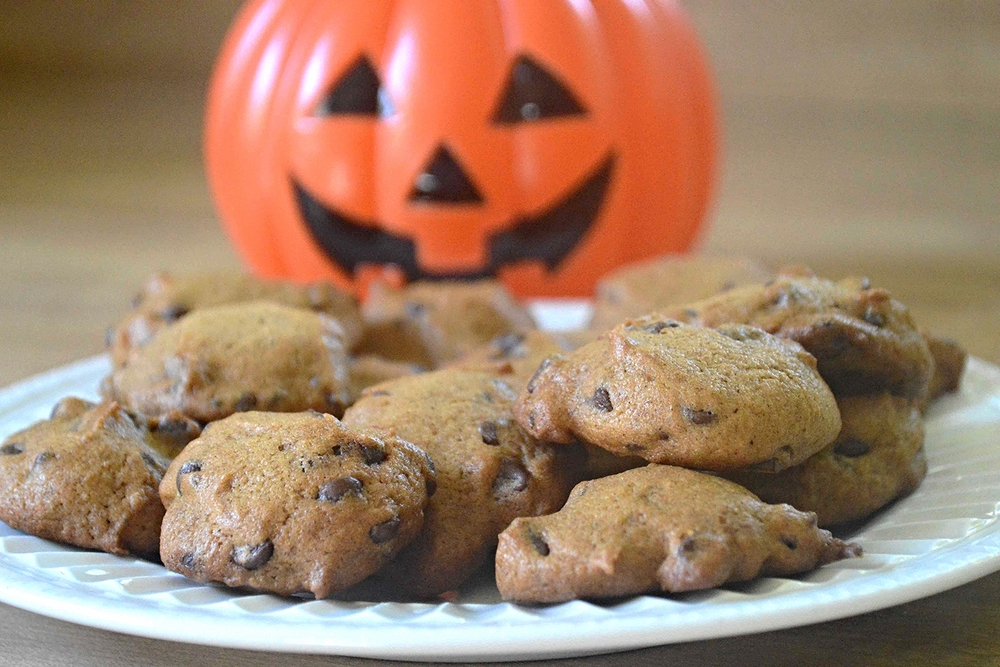 Soft Pumpkin Chocolate Chippers