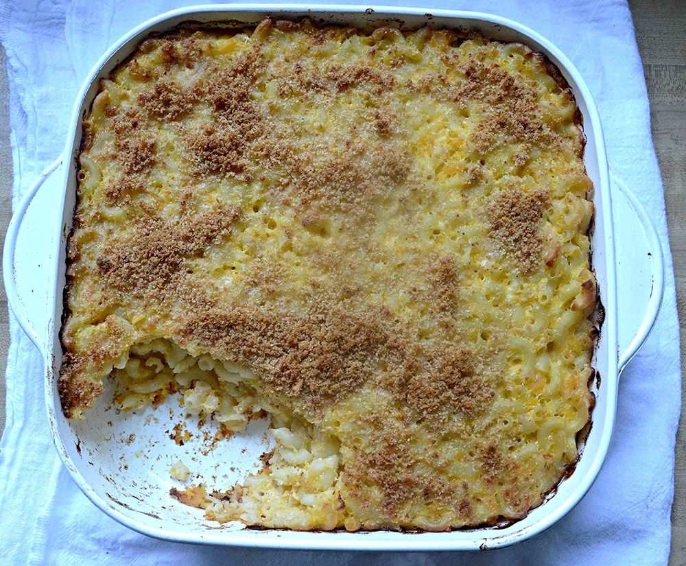 Butternut Squash Mac & Cheese