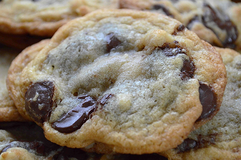 The Melted Butter Chocolate Chip Cookie