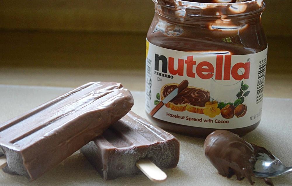 Nutella Fudgsicles